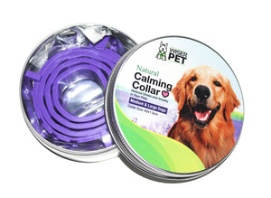 Dog Calming Collar - soothes and relaxes stressed or anxious pets