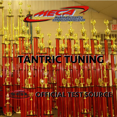 Meca Tantric Tuning Official Test CD
