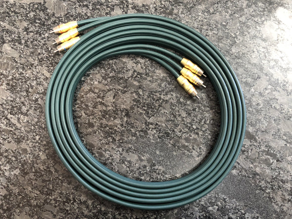 audioquest cinemaquest composite video cable