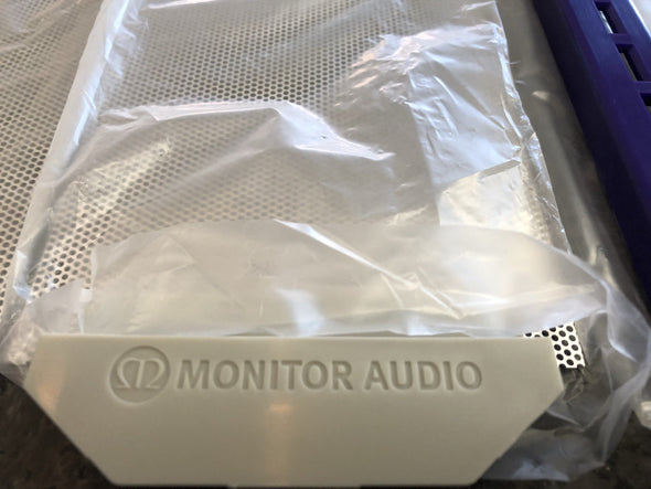 monitor audio WB6 pre construction brackets in wall speakers