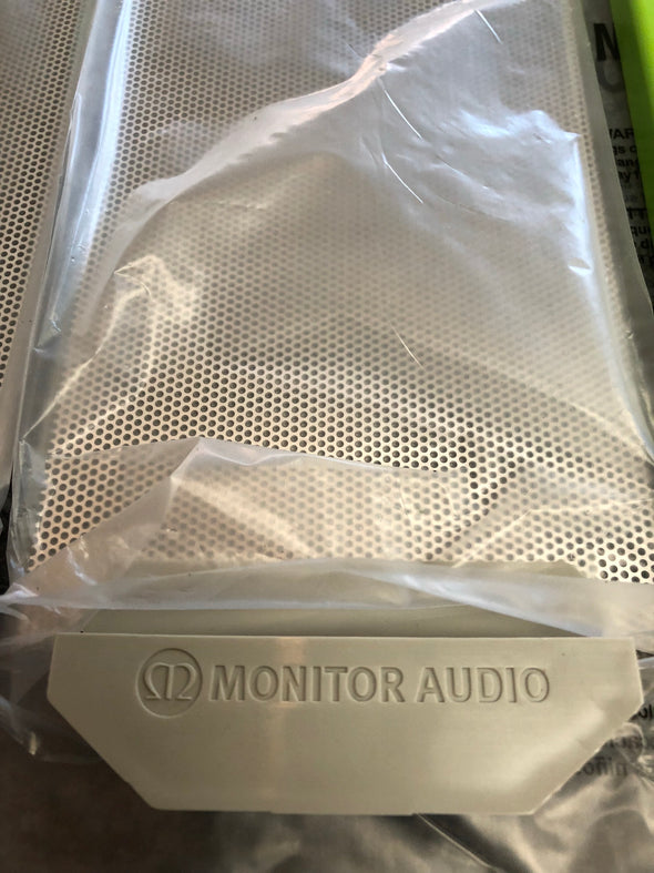 monitor audio WB8 pre construction brackets in wall speakers