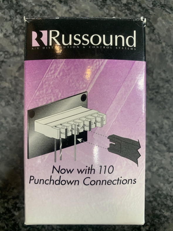 Russound A-H4Dx In-Wall 4 Zone Expansion Hub