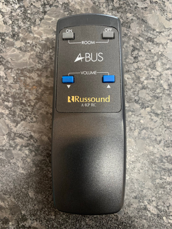 Russound A-KP RC A Bus remote contro