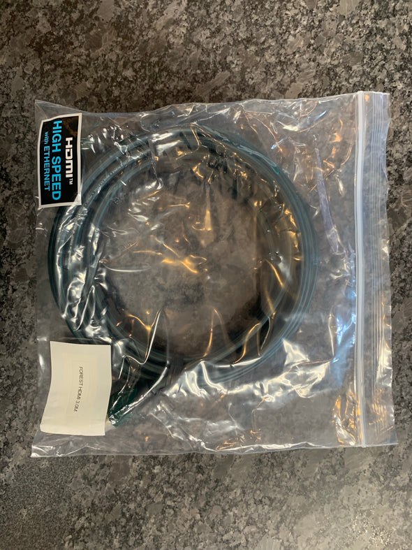 Audioquest Forest HDMI Cable 3m 4K HDR 18Gbps