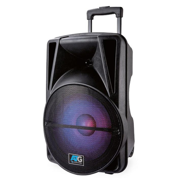 wireless dj portable speaker atg