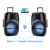 wireless dj portable speaker bluetooth