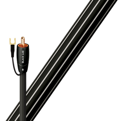 audioquest blacklab sub subwoofer cable