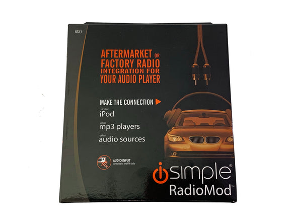 iSimple IS31 radiomod fm modulator