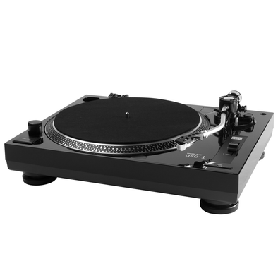Music Hall USB-1 Turntable with Built-In Preamp & Phono Cartridge
