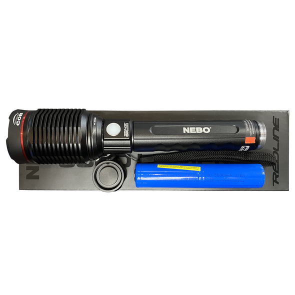 Nebo Redline 6K Rechargeable Flashlight #6822