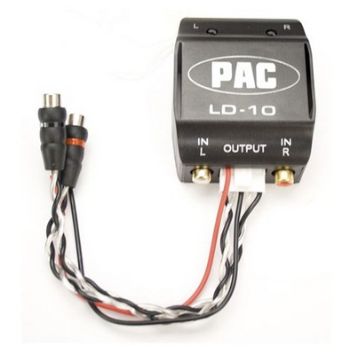 pac LD-10 adjustable line driver