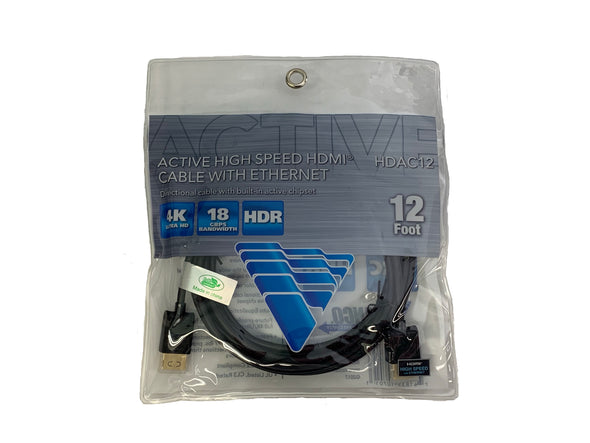 vanco active high speed hdmi cable with ethernet