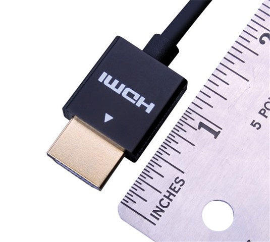 vanco ultra slim hdmi® high speed cable with ethernet