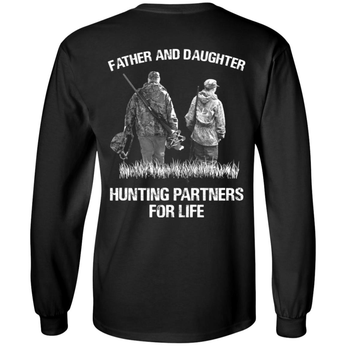 T-Shirts - Father & Daughter Unisex LS T-Shirt