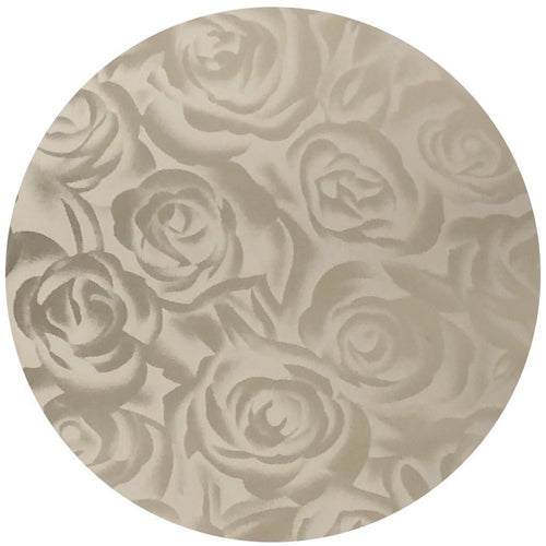 Gold Rose  - Patterned Foil