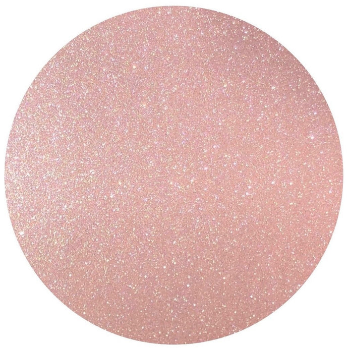 Rose Gold - Permanent Adhesive Glitter