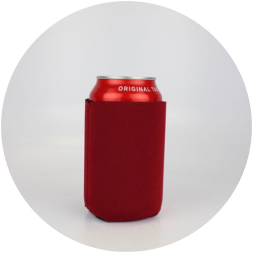 Blank Collapsible Can Holders