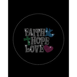 """Faith Love Hope"""