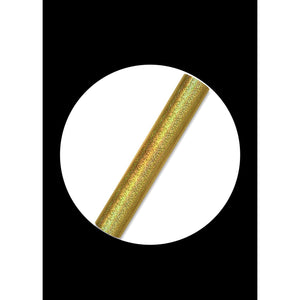 Gold- Holographic(Sparkle) Permanent Adhesive
