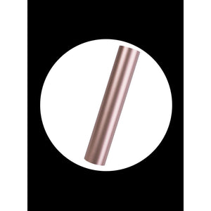 Satin Rose Gold- PrettyNPink Permanent Adesive