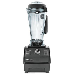 Vitamix Total Nutrition Centre 5200 Food Blender Brushed Black