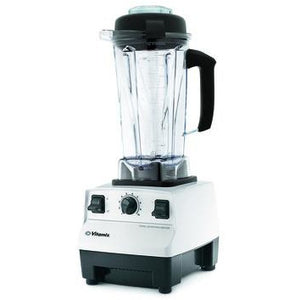 Vitamix Total Nutrition Centre 5200 Food Blender Brushed White