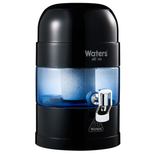Waters Co Bio Mineral Pot 500 Black 5.25L