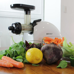 BioChef Juicer - Gemini Twin Gear Lifestyle