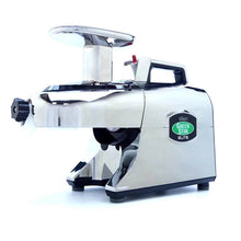 Green Star Elite Twin Gear Juicer Chrome1