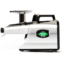 Green Star Elite Twin Gear Juicer Chrome2
