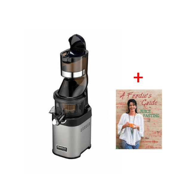 Kuvings Juicer - CS600 Commercial Book