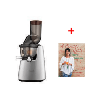 Kuvings Juicer - E6000 Domestic with Book