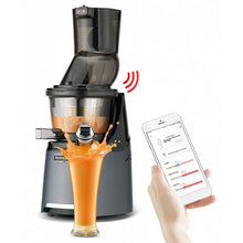 Kuvings HealthFriend Smart Juicer – Motiv1 App