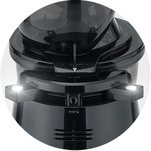 Kuvings HealthFriend Smart Juicer – Motiv1 Sensor Close Up