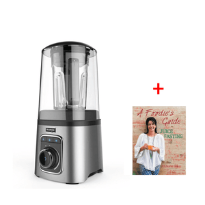 Kuvings Blender - SV500 Vacuum Book