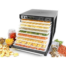 SEDONA COMBO FOOD DEHYDRATOR Open Trays
