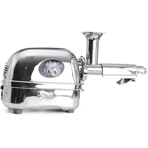 Angel Twin Gear Juicer 8500 Side