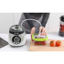 BioChef Air Free Blender Container Vacuum