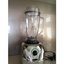 Power Mill Blender Super Powered Food Processor Chrome