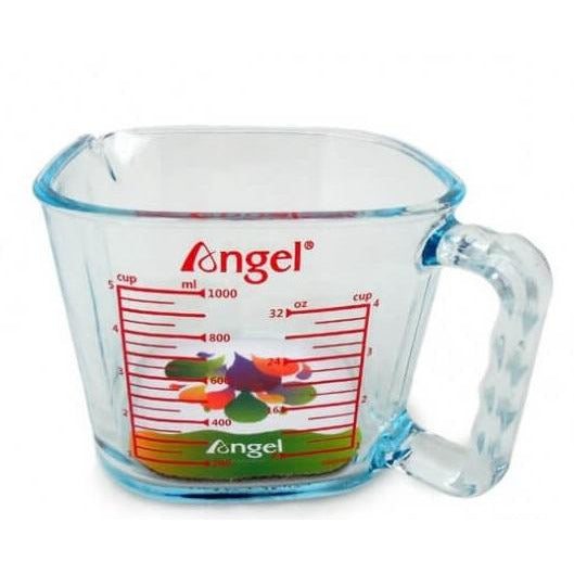 Angel Juicer Glass Collecting Jug 1L