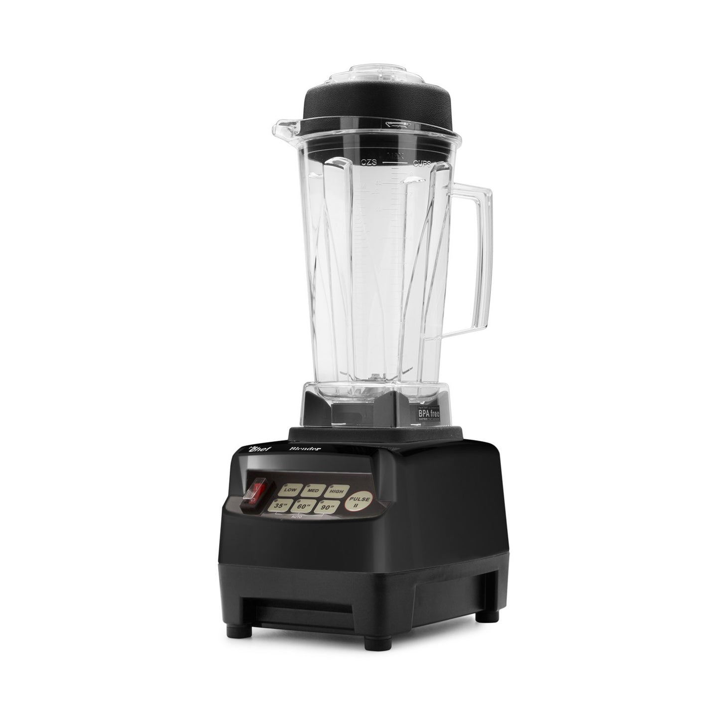 BioChef High Performance Blender - Black