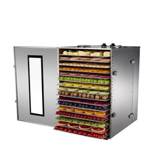 BioChef Food Dehydrator 16 Tray Premium Commercial Open