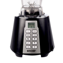 BioChef Nova Blender Black Controls