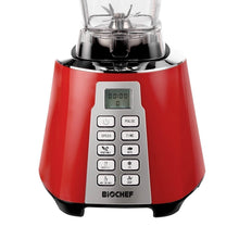 BioChef Nova Blender Red Controls