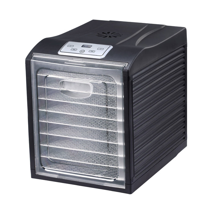 BioChef Food Dehydrator Arizona Sol 9 Tray Black