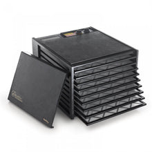 Excalibur Food Dehydrator 4926T Black Open