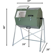 Joraform Rotational Composter Little Pig Dimensions