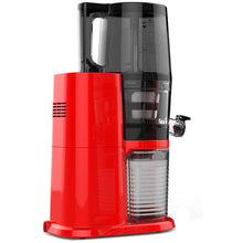 Hurom H34 One Stop Juicer Vivid Red Back