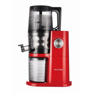 Hurom H34 One Stop Juicer Vivid Red Side