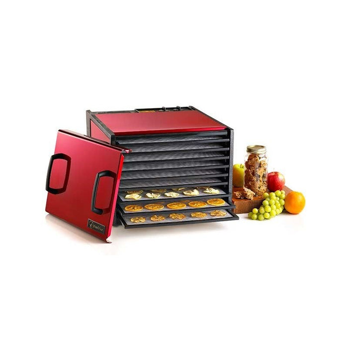 Excalibur Food Dehydrator D902 Radiant Cherry